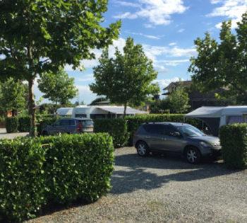 Area campeggio camping bella Torino