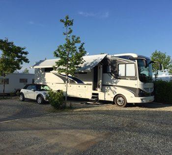 camping bella torino ampie piazzole
